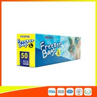 Wholesale Resealable Plastic Freezer Zip Lock Pouch Bags Easy Open For Daily Use from china suppliers