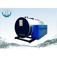 Wholesale CWDR Horizontal Industrial Steam Boiler With Stainless Steel Heating Pipe from china suppliers