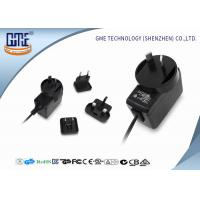 Wholesale Interchangeable Type Desktop 12v Power Adapter UL FCC GS CE RCM Approved from china suppliers