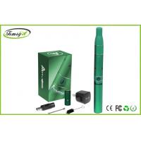 Quality green Big Vapors Atmos Rx Dry Herb Vaporizer Kit With 650mah Battery for sale