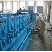 Quality 13m*1.4m*1.4m Cable Tray Roll Forming Machine with Hydraulic Punching and Cutting for sale