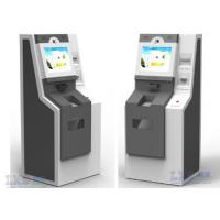 Wholesale Custom High Resolution Bill Payment Kiosk With Coin Acceptor / Cash Payment from china suppliers