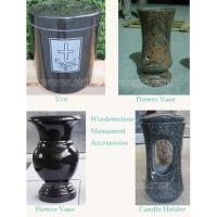 Wholesale Monument Accessories-vase, Urn, Candle Holder from china suppliers