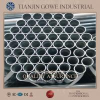 Wholesale Construction scaffolding galvanised steel tube hot dip galvanized from china suppliers