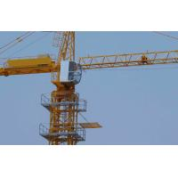 Wholesale 380V 50 HZ Painted Construction Tower Crane Angle Steel With Horizontal Jib Frame from china suppliers