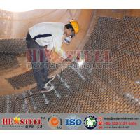 Wholesale Flex Metal Grids for Erosive Flue Gas Streams,Flexmetal Reactor Vessels from china suppliers