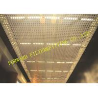 Wholesale Custom Decorative Lamps And Lanterns And Roof Perforated Metal Sheet Sus 304/316/316L from china suppliers