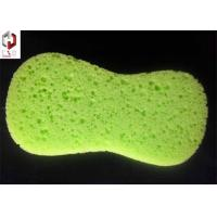 Wholesale Yellow Kitchen Washing Sponge Foam With Pore For Household Cleaning from china suppliers
