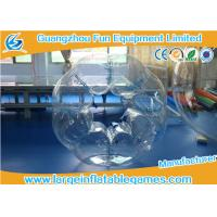 Wholesale TPU Blue String Body Inflatable Bumper Football TPU Human Bubble Soccer Ball from china suppliers