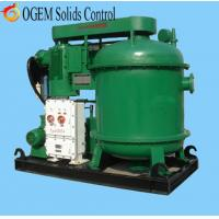 Buy cheap Vacuum degasser,drilling mud degasser,drilling fluids degasser from wholesalers
