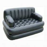 Wholesale Portable PVC Airtight Soft Modern Inflatable Furniture / Inflatable Sofa from china suppliers