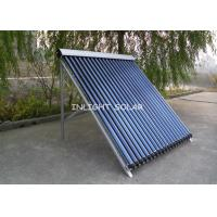 Wholesale Pressurized Solar Thermal Water Heater , Heat Pipe Vacuum Tube Solar Collector from china suppliers