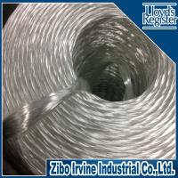 Quality E-glass 2400tex direct Fiberglass roving for GRP for sale