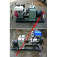 Wholesale Powered Winches,Cable Winch,ENGINE WINCH from china suppliers
