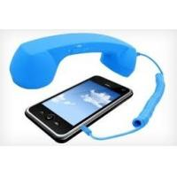 Wholesale Plastic Noise reduction cell phone retro handset for Samsung phone with Volume control from china suppliers
