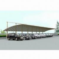 Wholesale Aluminum Carport, PC Protects Customers' Car from UV, Customized Colors Welcomed from china suppliers