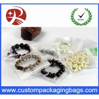 Wholesale Transparent Clear EVA PVC Resealable Custom Packaging Bags Jewelry Bags With Waterproof from china suppliers