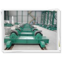 Wholesale Bolt Adjustable Tank Turning Rolls With Manual Bogie , VFD Control from china suppliers