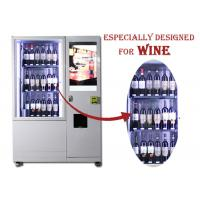 Wholesale Automatic Elevator Red Wine Bottle Vending Machine With Lift And Conveyor System from china suppliers