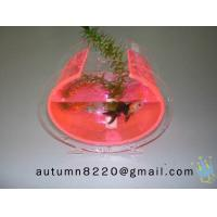Clear acrylic fish bowls of item 106450619 for Acrylic fish bowl