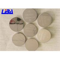 Wholesale Button Cell Battery 90mAh Duration 1020h , Cr2016 3v Battery For Electronic Toys from china suppliers
