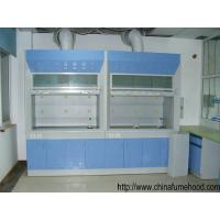 Wholesale Customized Steel Fume Hood , PP Blower Laboratory Ventilation Hoods from china suppliers