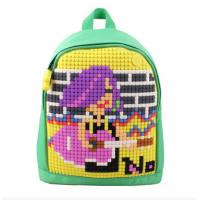 Buy cheap Aliexpress  panel pixel silicone  back pack from wholesalers