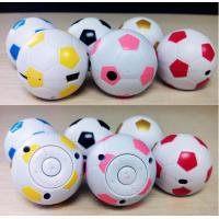 Wholesale Portable Football Shaped MP3 Player Mp6003 from china suppliers