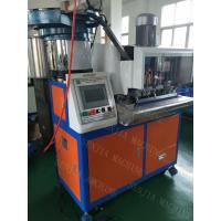 Wholesale AC220V / 50Hz Automatic Wire Crimping Machine 0.5 - 0.8MPa 3T from china suppliers