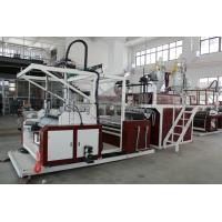 Wholesale PLA High Speed Cling / Stretch Film Extruder Machine 600 - 1000mm Width with Moving Stablely SLW-1000 from china suppliers