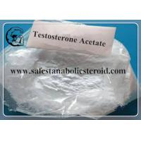 Wholesale CAS 1045-69-8 Testosterone Acetate 99% Purity  For Bodybuilding Muscle Growth White powder  MF: C21H30O3 from china suppliers