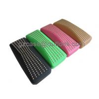 Wholesale 2015 newest stylish hard spectacles cases with beads on surface from china suppliers