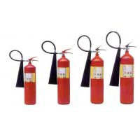 Wholesale Hold Upright 3KG Carbon Dioxide Fire Extinguisher Red For Supermarkets from china suppliers