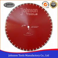 Wholesale 650mm Laser Diamond Saw Blades with Good Performance for Road Cutting from china suppliers