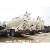 Wholesale 8 / 9 CMB Volume concrete mixing truck with Kemi Air Braking System from china suppliers