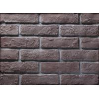 Wholesale Building Thin Veneer Brick Wall With Size 205x55x12mm , Wear Resistance from china suppliers