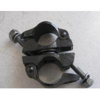 Casted Iron  Galvanized Double pressed Stamping Scaffolding Pipe Clamp swivel 48.3mm drop forged