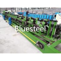 Wholesale Interchangeable C Purlin Roll Forming Machine Green / Blue Automatic C Type from china suppliers