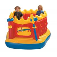 Wholesale Small Round Kids Inflatable Jumping Castle For Advertisement PVC Cool from china suppliers