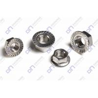 Wholesale IFI-145 DIN6923 ISO4161 Hex Flange Nuts from china suppliers