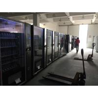 Wholesale LCD Screen Cinema Popcorn Combo Vending Machine Coin Exchanger from china suppliers