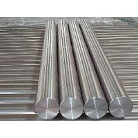 Wholesale 300mm Length Alloy PT7M Titanium Round Bar , High Strength Titanium Bar from china suppliers