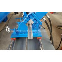 Wholesale Automatic High Speed Track Cutting V Profile Steel Stud Roll Forming Machine ISO from china suppliers