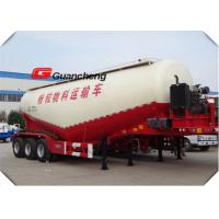 Wholesale Tri Axle Bulk Cement Tank Trailer With WEICHAI Engine Diesel Engine ISO CCC from china suppliers