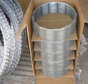 Wholesale Galvanzied razor wire /Concertina Razor Wire from china suppliers