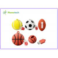 Wholesale Basketball Sport Customized USB Flash Drive Memory Stick  4GB 8GB 16GB 32GB from china suppliers