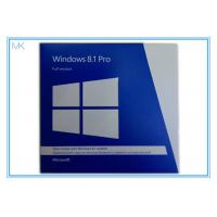 Wholesale OEM Package Windows 8.1 Pro 64 Bit With DVD + Key Card Windows 8.1 Full Retail Version from china suppliers
