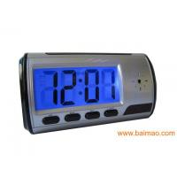 Wholesale high Battery capacity hidden clock camera from china suppliers