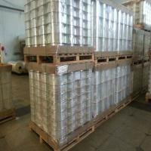 Quality 120mm Heat Shrink Transparent Cigarette Bopp Film For Packaging for sale