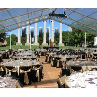 Wholesale Sound-Proof Waterproof Conference Clear Span Structure Tent For 100 People from china suppliers